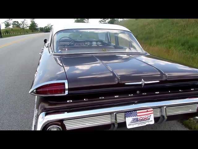 1960 Oldsmobile Dynamic 88 38,500 ORIGINAL MILES-SEE VIDEO