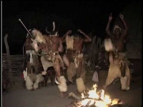 Traditional Songs and Dances of the Zulu People of South Africa