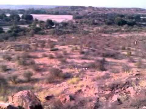Mapungupwe Limpopo merging Thuli river