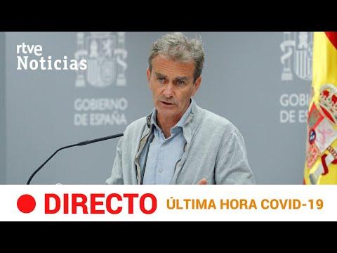Comparecencia de FERNANDO SIMÓN del 10 de noviembre y balance de la pandemia en España | RTVE