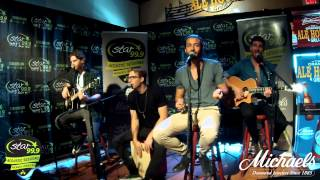 Star 99.9 Michaels Jewelers Acoustic Sessions with Magic! - 'Girls Just Wanna Have Fun'