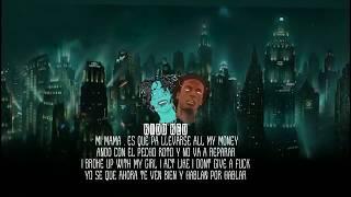 Cheu-B ( ft.Kidd Keo ) - Oh Mama ( paroles / lyrics / letra )