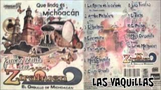 """Las Vaquillas - Banda Zirahuen (""""Puros Sones"""" CD 2013-2014)"""