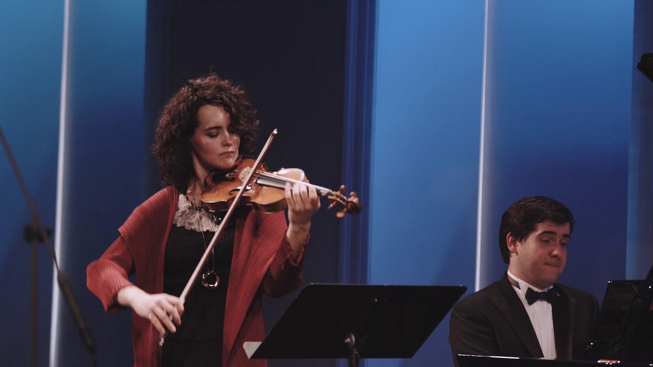 Alena Baeva & Vadym Kholodenko – Tchaikovsky Melodie