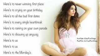 Victorious   Victoria Justice   Here's 2 Us Official Audio + Lyrics