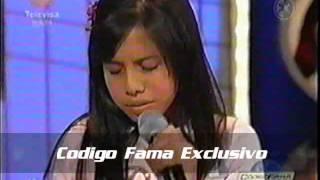 Fabiola Rodas - Recuerdos Gachos - Código FAMA Internacional (Gran Final)