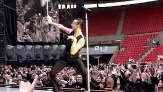 DEPECHE MODE - 2017-05-24 - Prague, Eden Arena - Cover Me [Dave]