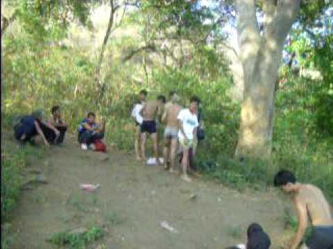 oscar nicaragua video tomado en la laguna de nejapa