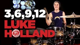 Hand Speed Exercise - Luke Holland Drum Lesson