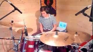 Alt-J (∆) - Breezeblocks (Drum Cover)