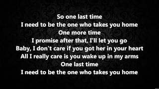 Ariana Grande - One Last Time (Brandon Skeie Cover) Lyrics HD