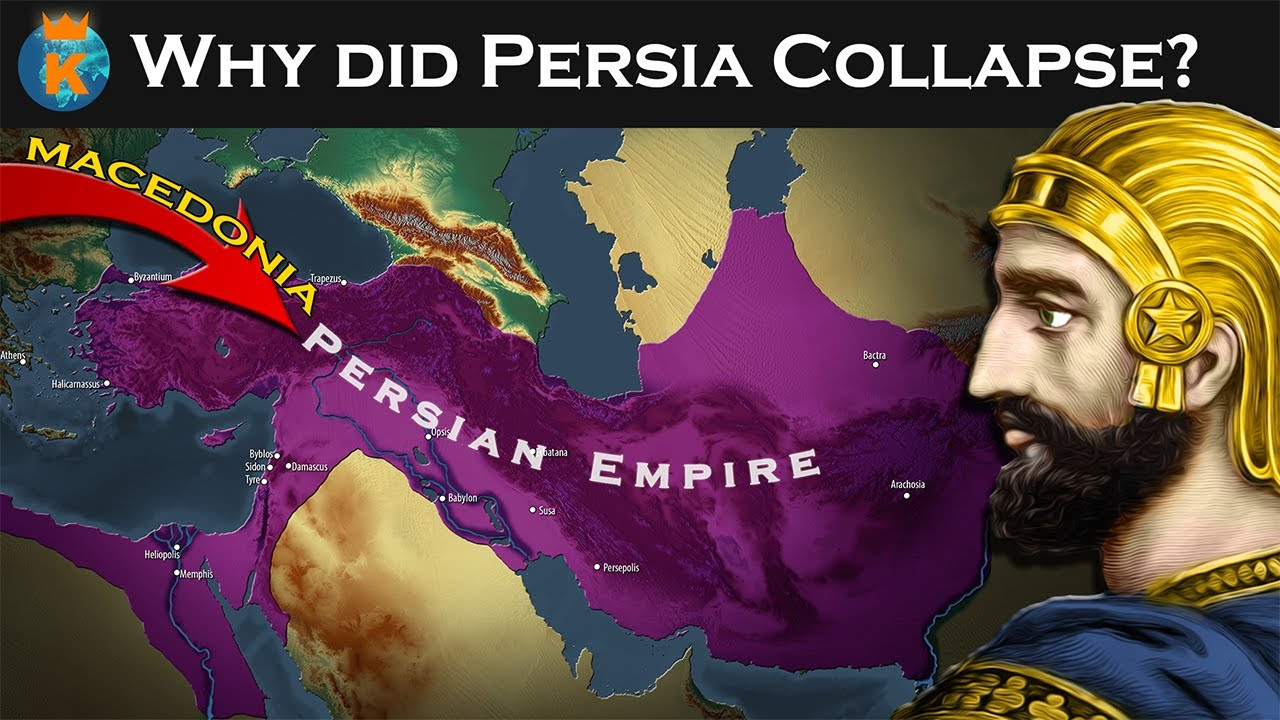 Why did the Persian Empire Collapse?