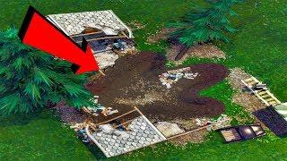 Fortnite - NEW Dinosaur Easter Egg?!