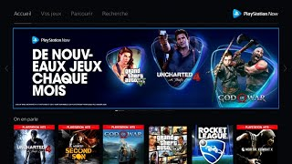 Vidéo-Test : PlayStation Now PS4 Pro God of War Batman Arkham: Test Vidéo Review Gameplay FD HD (N-Gamz)