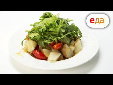 Картофельные салаты — от повседневного до новогоднего. Вкусно!