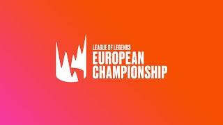 [PL] League of Legends European Championship Lato 2021 | W1D3 | TV: Polsat Games (kanał 16)