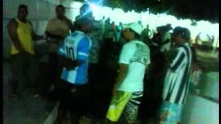 Detentos fazem festa no Aníbal Bruno