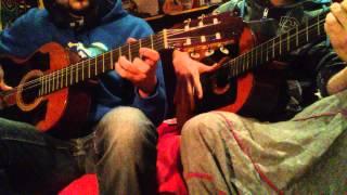 Rumba de Manitas (Cover ALARACH' guitare)