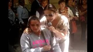 Miriam Hernandez sorprende a mujer que canta sus canciones