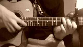 Can't help falling in love (Fingerstyle Guitar) (Great audio/video quality)