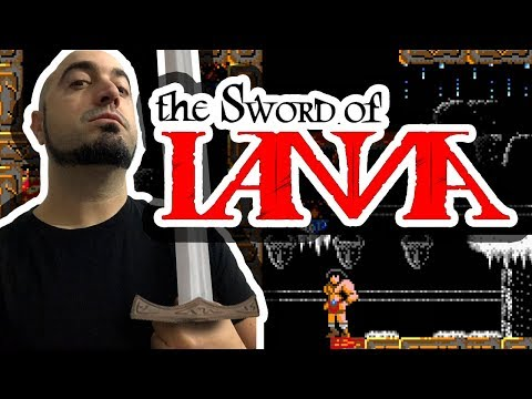2x22 The Sword of Ianna (1P) (MSX2)