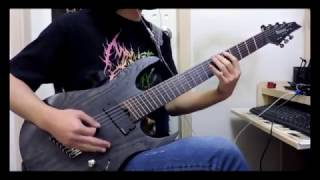Within Destruction--Void guitar cover (Ibanez RGIF7)