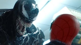 """VENOM"" Eats SPIDER-MAN 