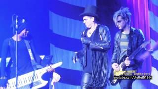 Adam Lambert - Shady (LIVE in Seoul, Korea 2013.02.17)