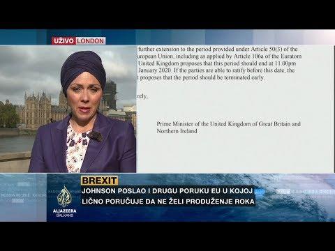 Pribinja o pismima poslanim iz Londona za EU