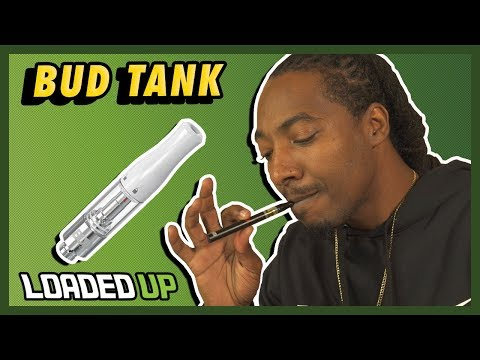 Refillable Oil Cartridge | Bud Tank