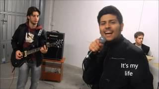It's my life - Bon Jovi - cover by Christian Lombardo ft. Marco&Lorenzo