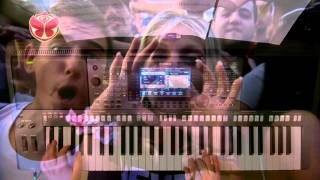 Armin van Buuren - In And Out Of Love (cover) - Yamaha PSR - S770