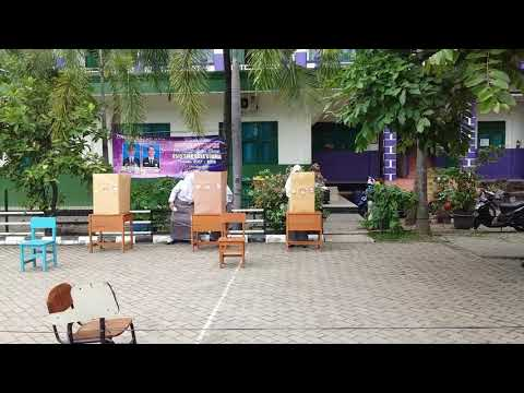 Pemilihan Ketua OSIS SMK Daya Utama periode 2017-2