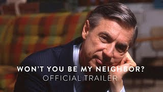 WON'T YOU BE MY NEIGHBOR? - Official Trailer [HD] - In Select Theaters June 8 width=