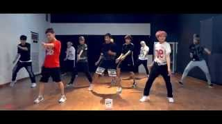 SEVENTEEN (세븐틴) -  만세 (MANSAE) Dance Practice Ver. (Mirrored) width=