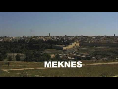 Meknes the Versailles of Morocco
