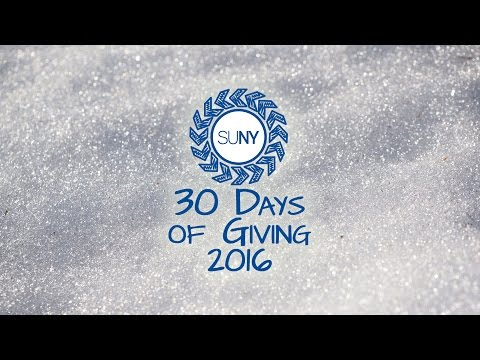 A Look Back at the 2016 30 Days of Giving