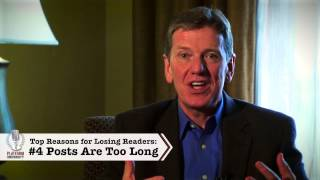Top Reasons You're Losing Blog Subscribers | Michael Hyatt