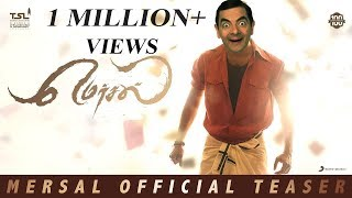Mersal Teaser Mr. Bean (Rowan Atkinson) Version