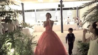 Wedding Song by True to Love - I See The Light (Tangled) Live @ Tanjong Beach Club