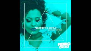 Natalie La Rose - Around The World (Menno Drost Afro Bootleg)