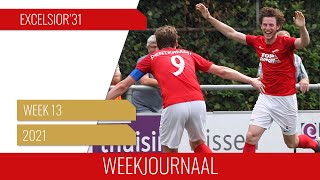 Screenshot van video Excelsior'31 weekjournaal - week 13 (2021)