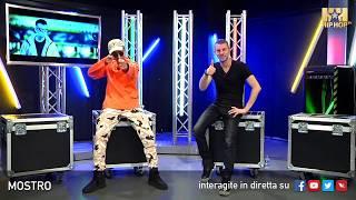 MOSTRO LIVE SU HIP HOP TV 🎳👊🏻📲 PT2