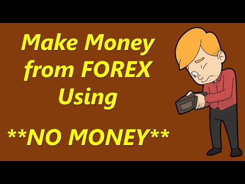 Forex Income. No money required. Create a low-risk income promoting trading YouTube videos