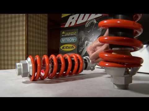 Motosx1000: Review Amortiguadores Wilbers Wesa