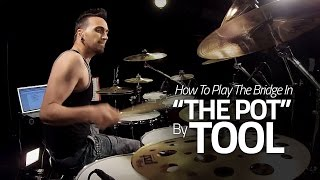 "How To Play ""The Pot"" By Tool - Drum Lesson (Drumeo)"