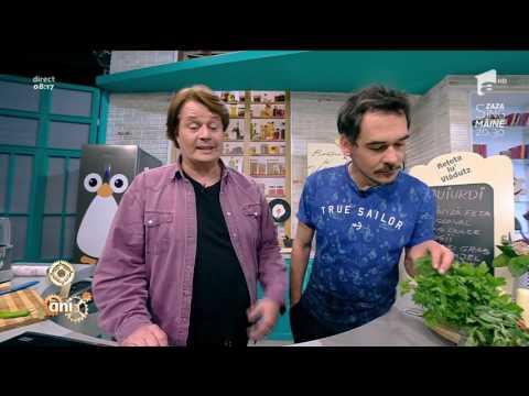 """""""Buiurdi"""", o salată caldă cu specific grecesc"""