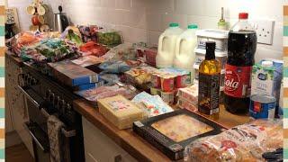 Aldi food shopping haul