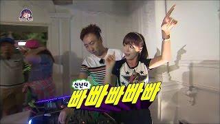 【TVPP】Hong Jin Young - Djing Ability, 홍진영 - 쥐팍 명수의 디제잉은 아니다! 분위기 살린 진영의 디제잉 @ Infinite Challenge