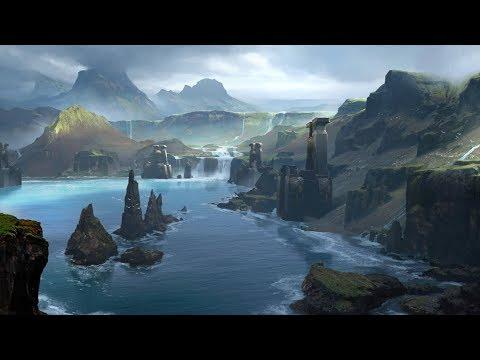 God of War (PS4) - Mecánicas del Lago de los Nueve - Un mapa con un diseño maestro